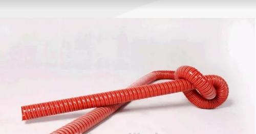 ống cao su chịu nhiệt silicone