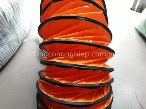 Ống gió mềm simili được ứng dụng trong thông gió công nghiệp