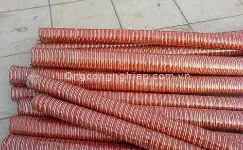 ống silicon chịu nhiệt độ cao