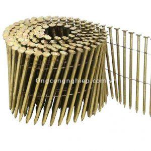đinh cuộn trơn pallet 3.3x75mm