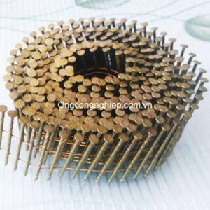 đinh cuộn xoắn pallet 2.5x50mm