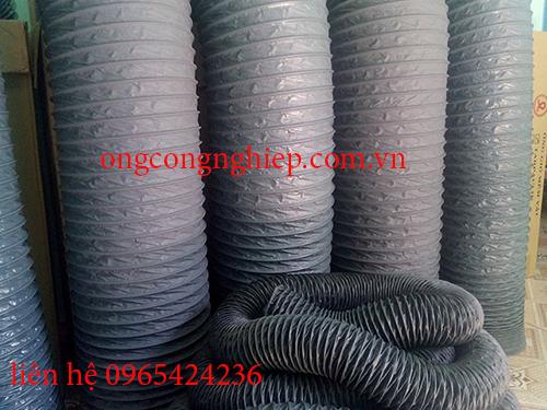 Ống gió vải simili xám giá rẻ, chất lượng tại Hà Nội