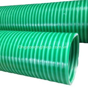 ống gân nhựa cổ trâu phi 140