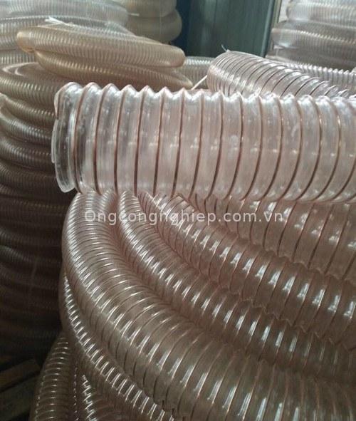 Ống hút bụi lõi thép TPU giá rẻ tại Hà Nội