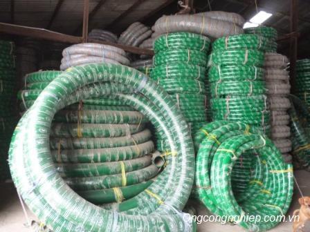 Bán ống gân nhựa cổ trâu chất lượng giá rẻ