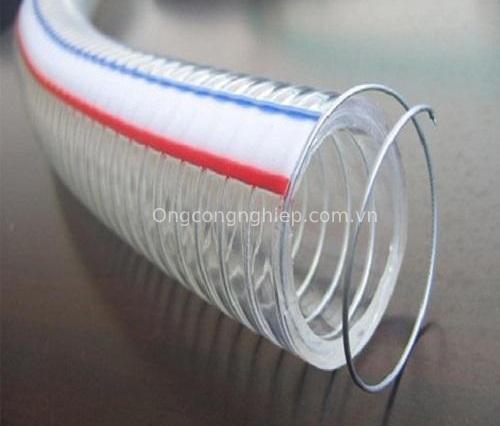 ống nhựa lõi thép