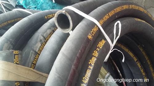 Báo giá ống cao su Công Danh Hùng Mạnh rẻ nhất