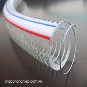 ống nhựa mềm lõi thép phi 64