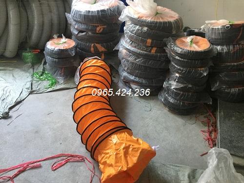Giá ống gió mềm simili cam là bao nhiêu?