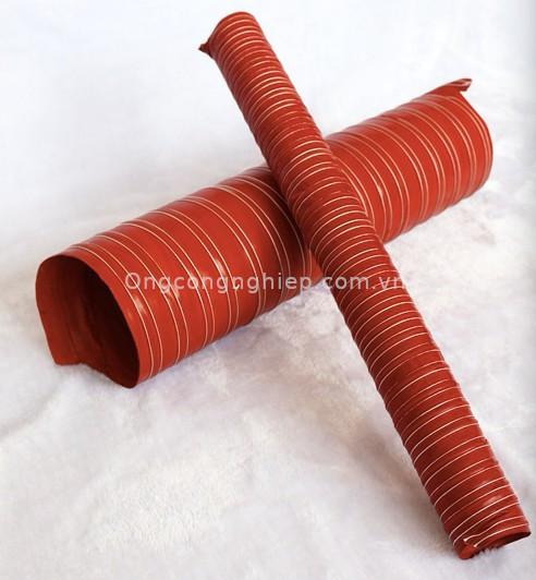 ống dẫn khí nóng silicon