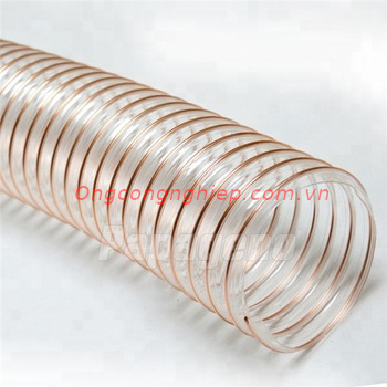 Ống nhựa pu lõi thép phi 140