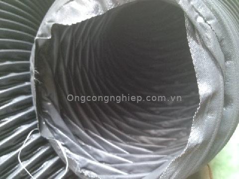 ống gió mềm simili vải bạt