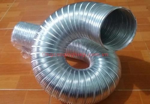 Tổng kho ống nhôm nhún chịu nhiệt chính hãng giá rẻ Hà Nội