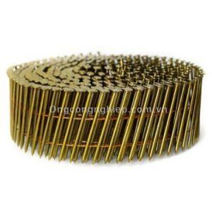 đinh cuộn trơn pallet 2.5x50mm