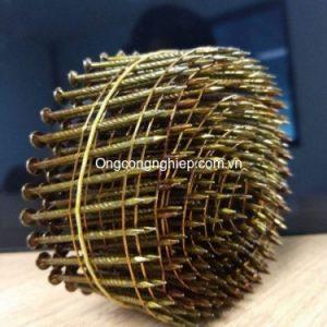đinh cuộn xoắn pallet 2.5x38mm