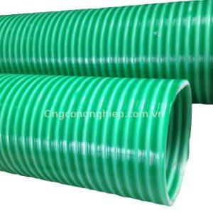 ống gân nhựa cổ trâu phi 90