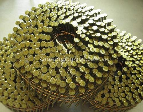 Bán đinh cuộn đóng Pallet giá rẻ tại Hà Nội