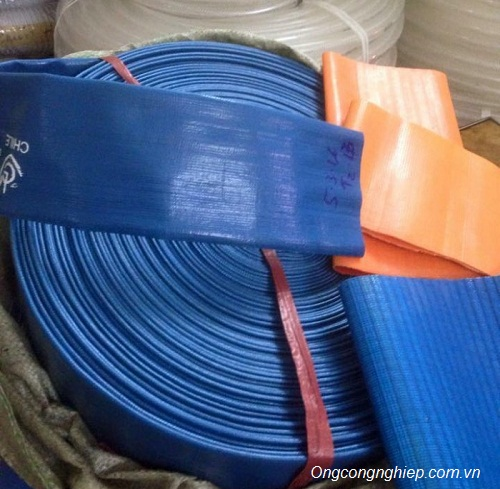 Mua ống bạt phủ nhựa mềm bơm cát tải nước giá rẻ