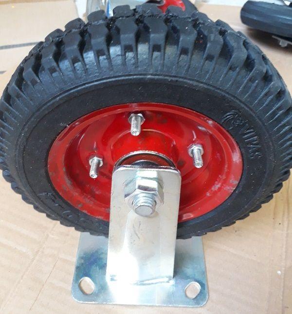 bánh xe đẩy cao su