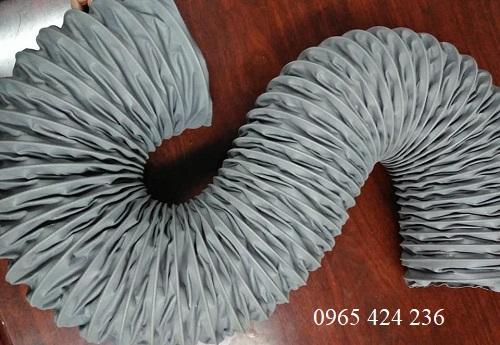 ống gió vải tarpaulin