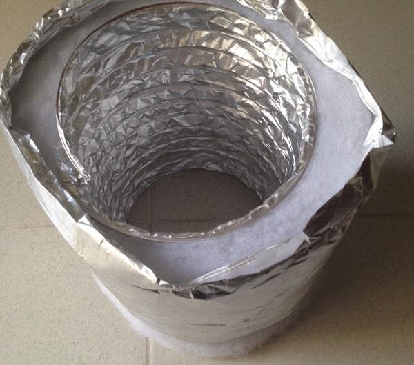 ống chống cháy chịu nhiệt