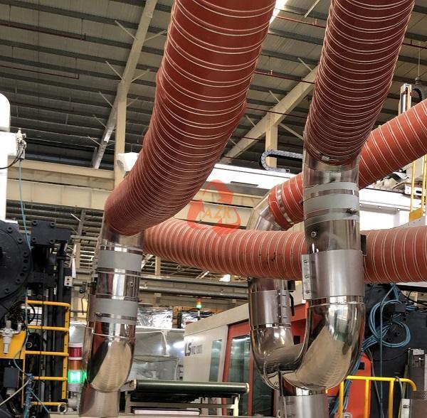 ống silicone chịu nhiệt là gì