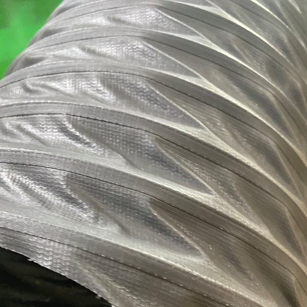 Ưu nhược điểm của ống gió vải chịu nhiệt độ cao Fabic